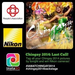 chingay2014 parade
