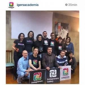 Instagramers Academia Vitoria Gasteiz