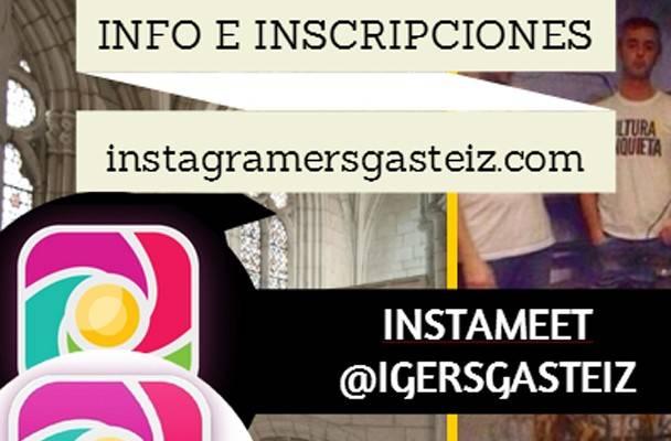 Instameet y Instagramers Academia en Gasteiz el 22 de Febrero