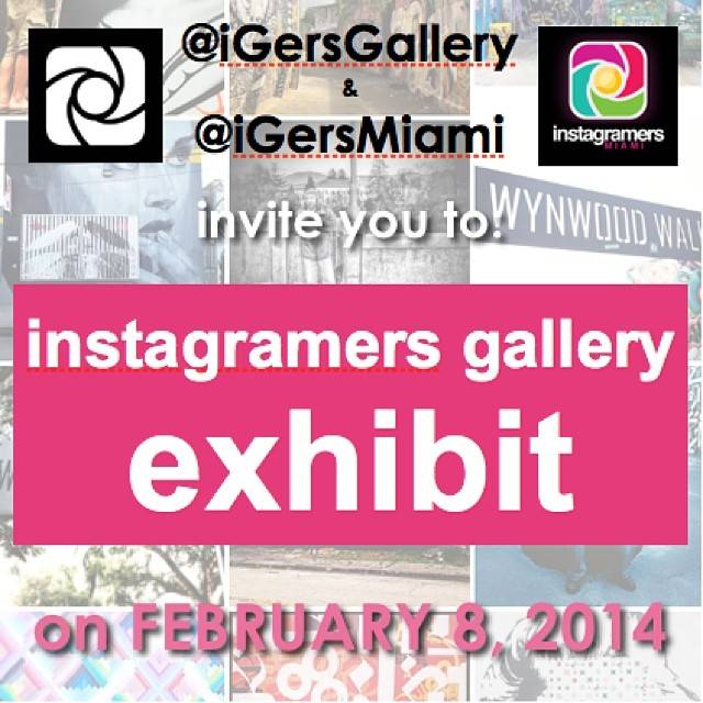 Wynwood seen by Instagramers – Next Exhibition at Wynwood Miami Instagramers Gallery
