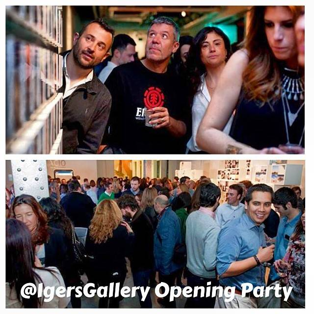 Instagramers Gallery Madrid Opening Recap! First Instagramers Gallery in Europe!
