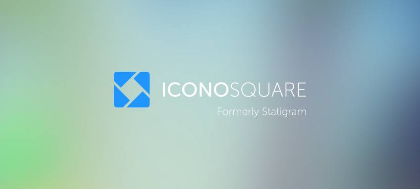 Statigram is now Iconosquare