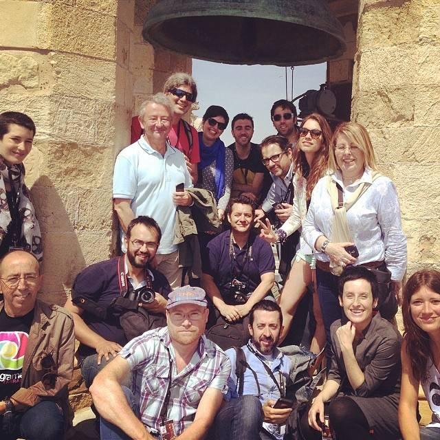 Descubriendo Tarragona y Tarraco Viva 2014 con igersTGN
