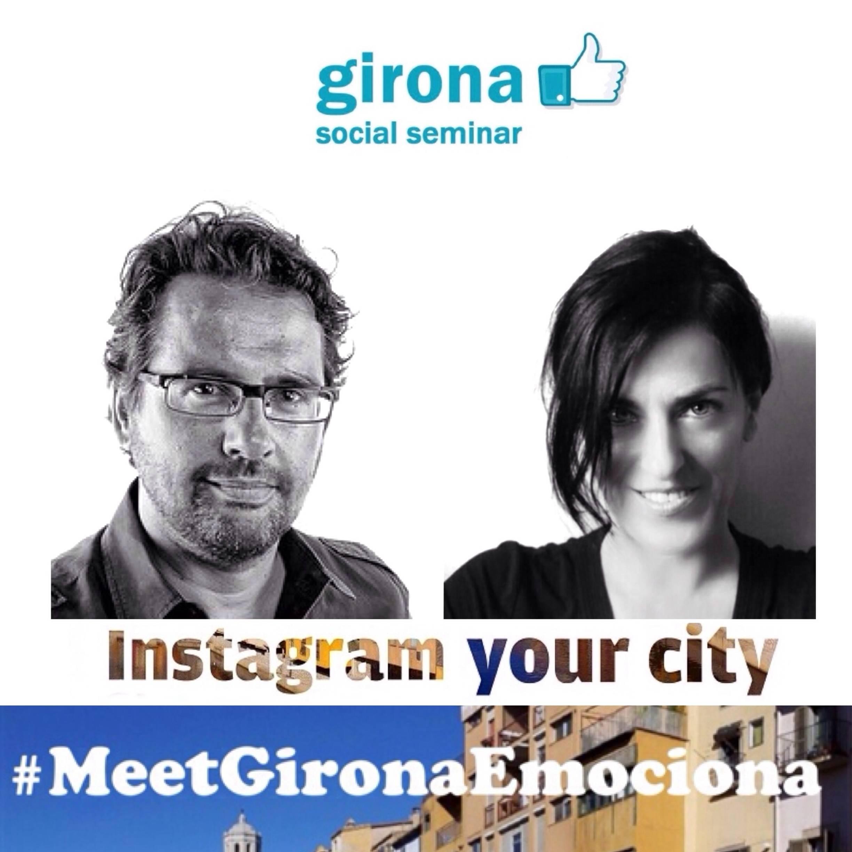 Girona Social Seminar con Phil Gonzalez y Pilar Junyent