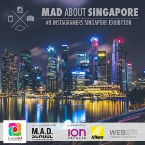 Mad about Singapore - Instagram Challenge