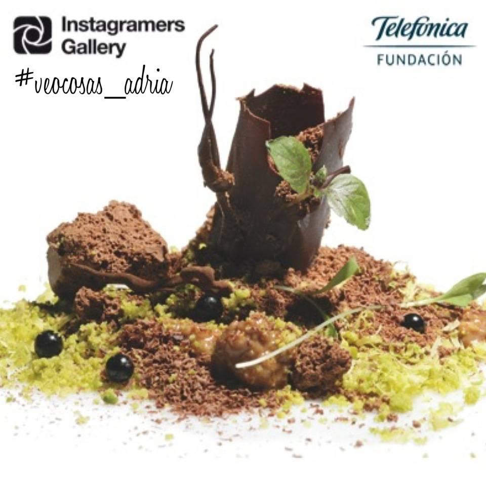 Nuevo concurso Instagramers Gallery, ¡inspirado en Ferran Adrià!