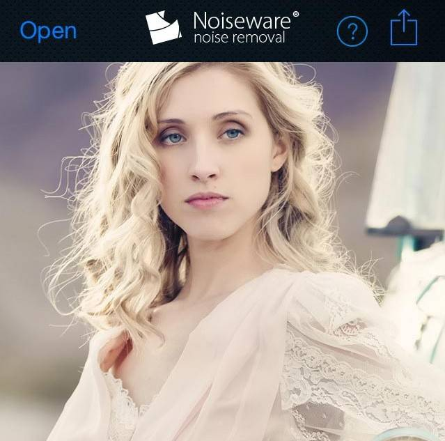 App Review: Noiseware – Noise Reduction