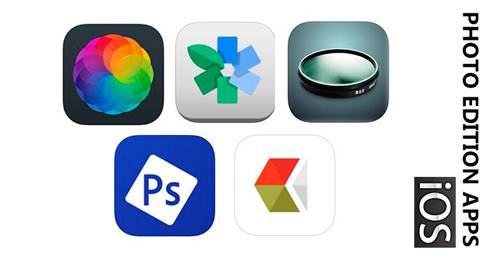 iOS Photo Edition Apps