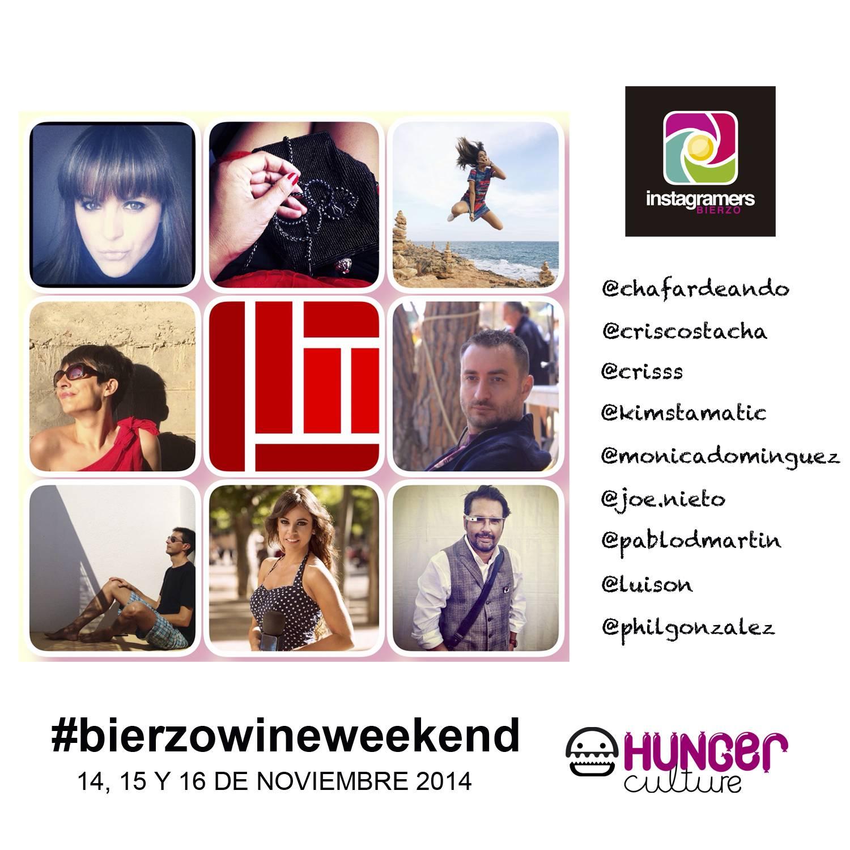 Wineweekend en El Bierzo con Hunger Culture y Instagramers Bierzo