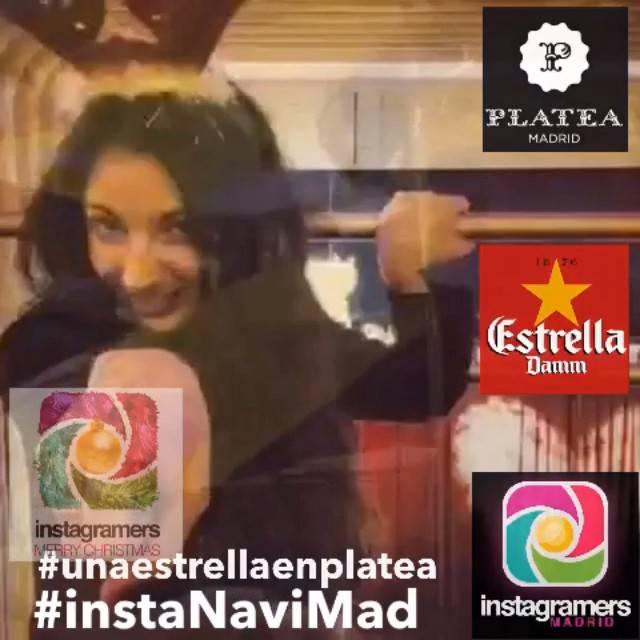 Las mejores fotos del Instameet #InstaNaviMad #UnaestrellaenPlatea