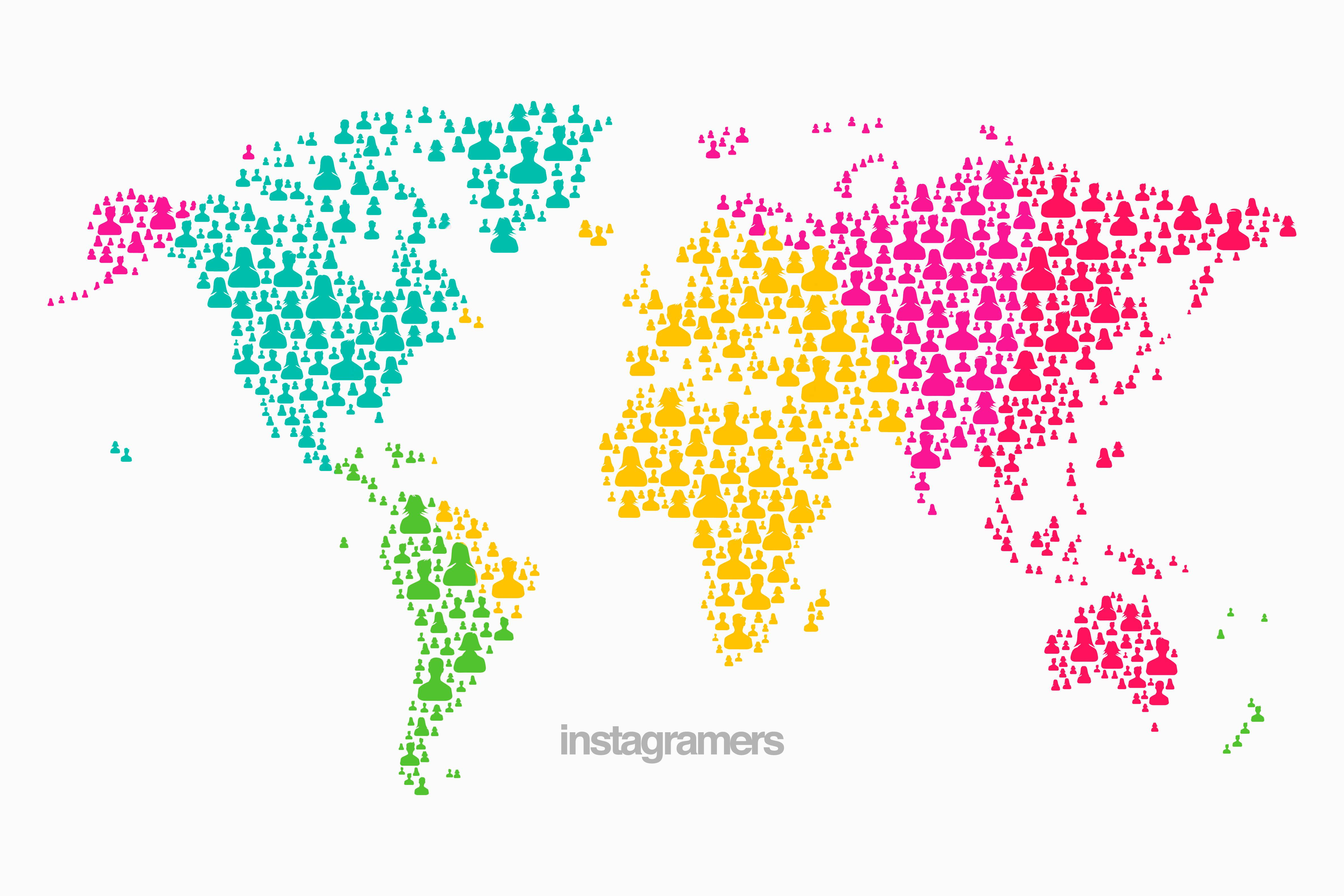 Instagramers Cities Groups