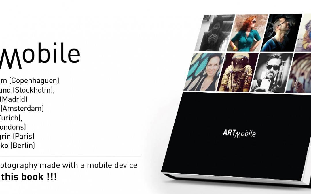 Art Mobile, Apoya el Proyecto de 8 fotógrafos Smartphone