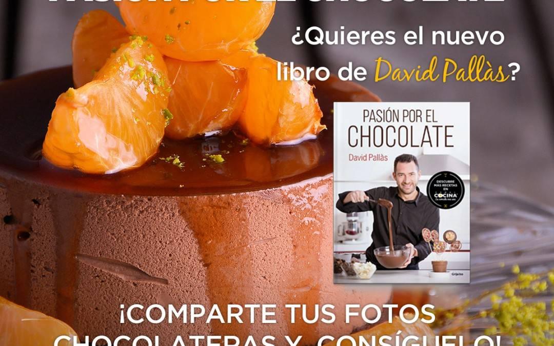 ChocoFoodies, un concurso para apasionados del chocolate en Instagram