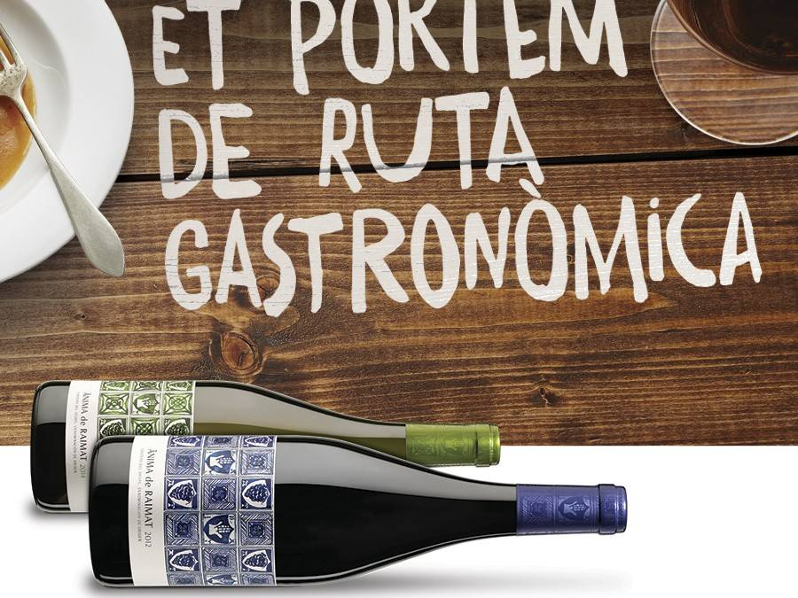 Descubre la Ruta Gastronómica ÀNIMA de RAIMAT