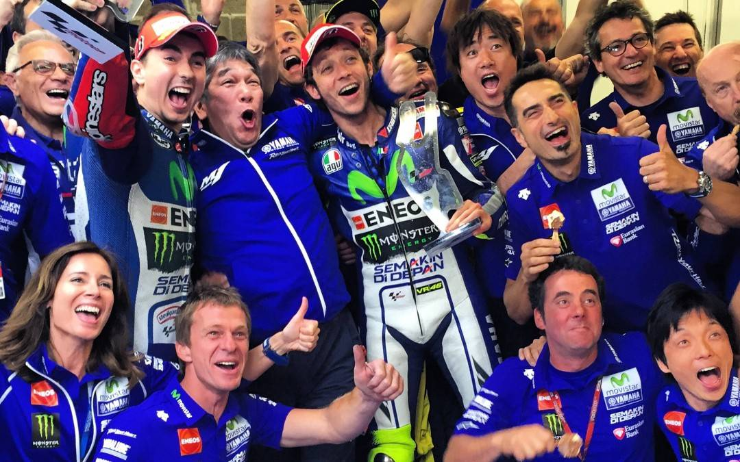 El Gran Premio de MotoGP de Le Mans con Movistar y a través de Instagram