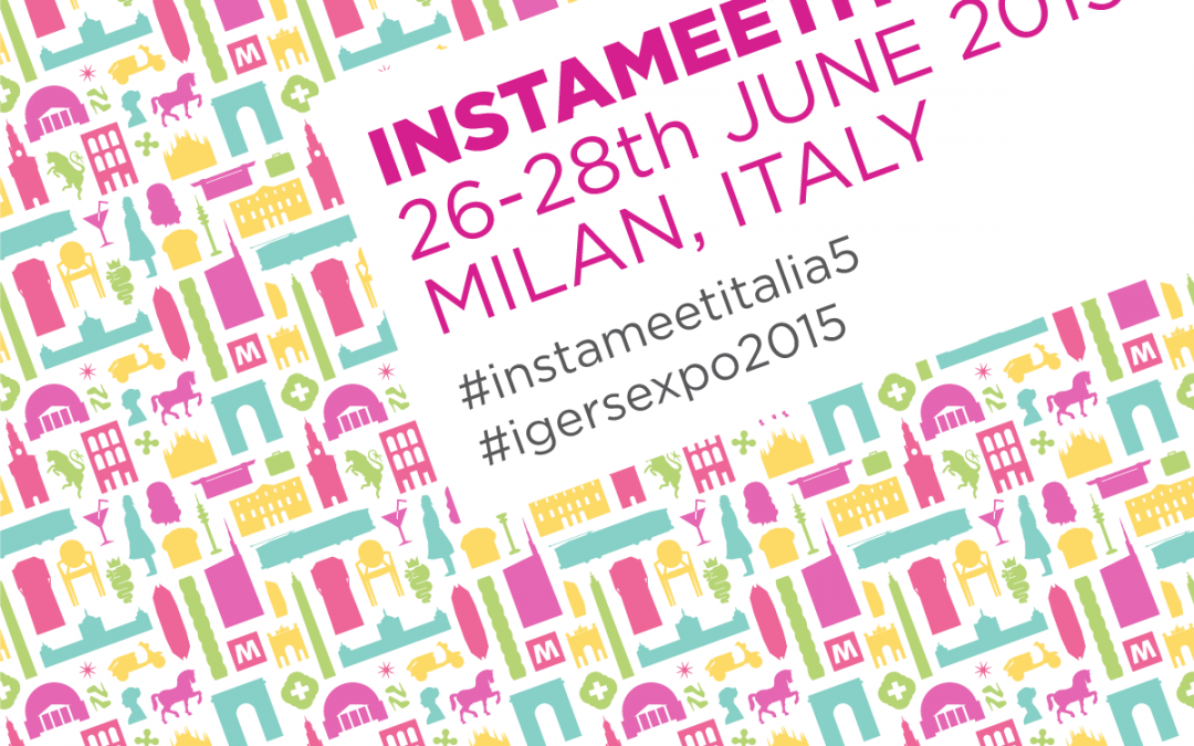 Join the Instagramers Italia National Instameet 5 in Milan next week end!