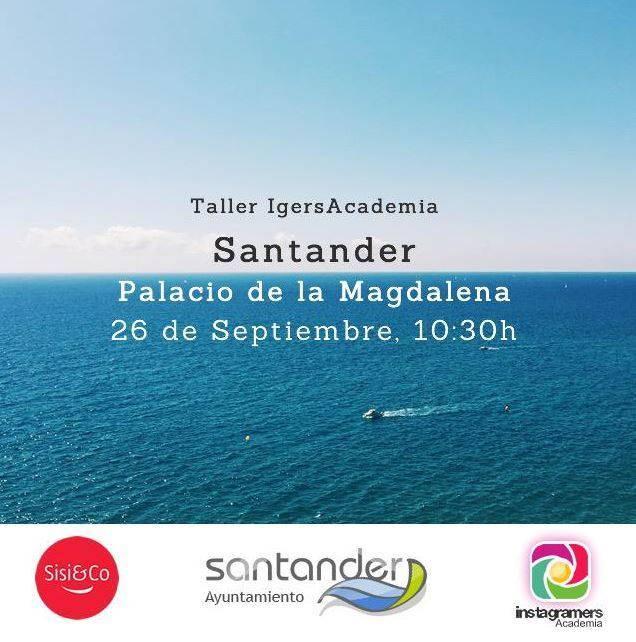 La @igersacademia estuvo en Santander