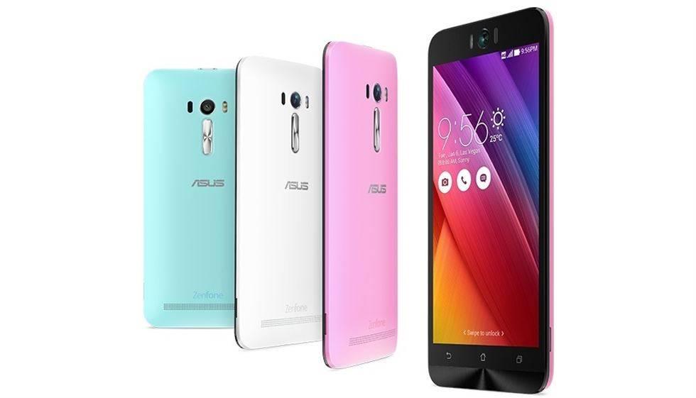 ASUS ZenFone Selfie un móvil con 13 megapíxeles para los amantes del selfie