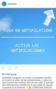 movimiento anti instagram