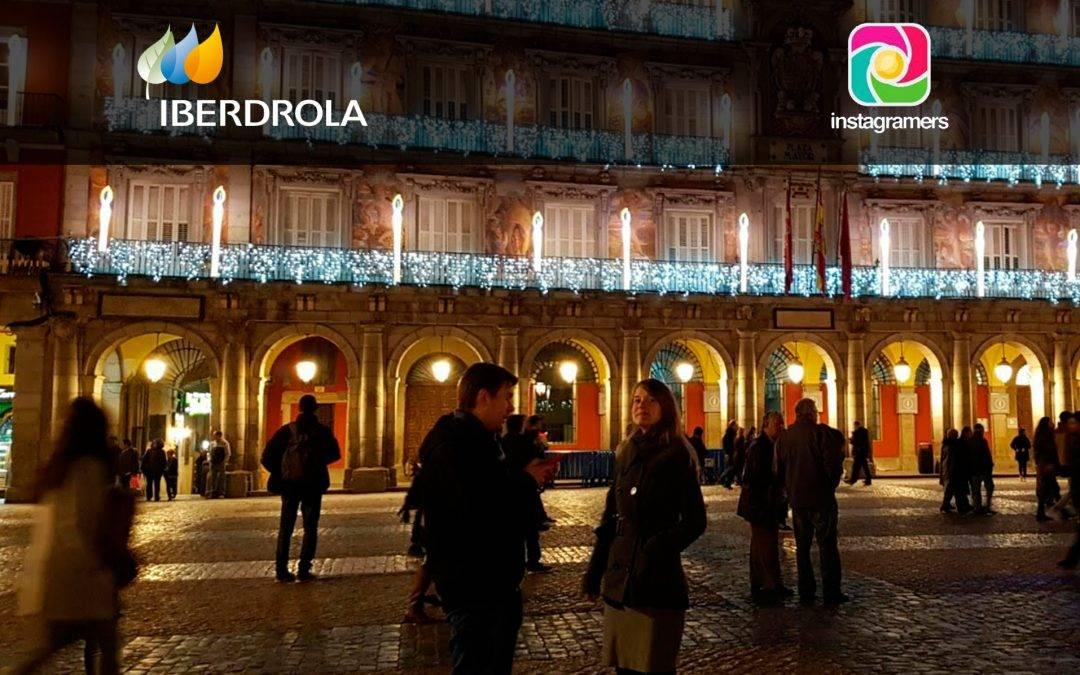 Gana fantásticos premios con el concurso #MiLuzDeNavidad de Iberdrola en Instagram