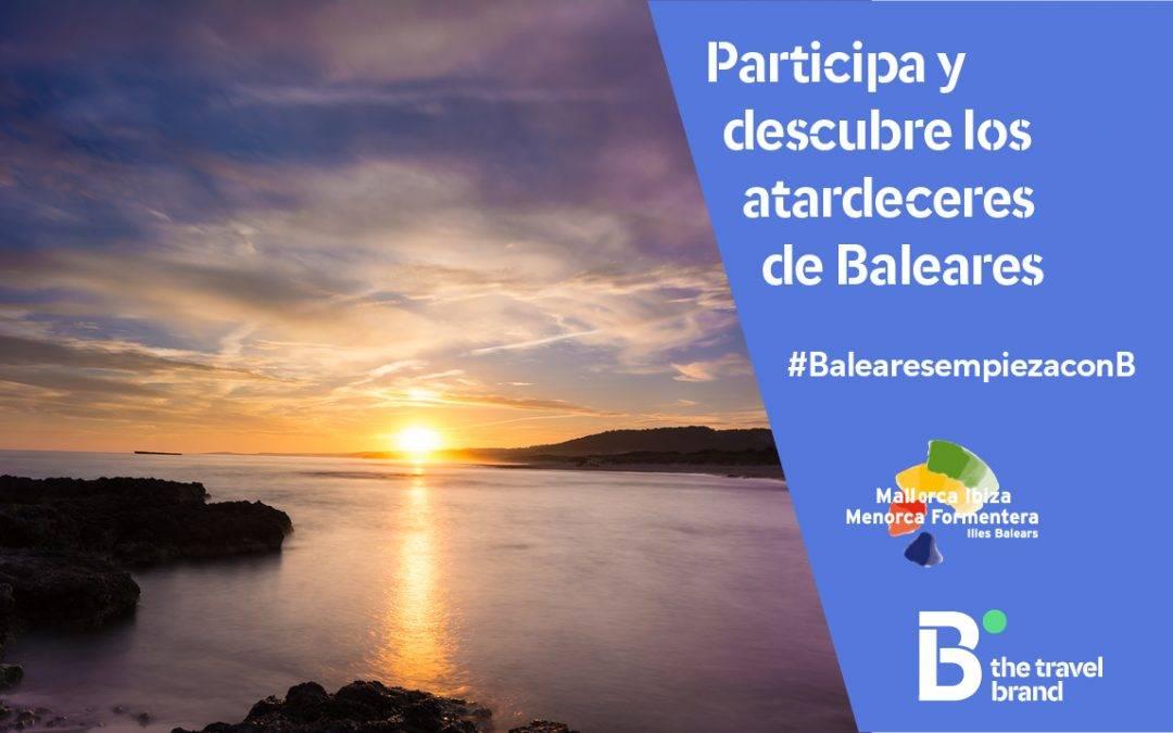 ¡Vuela a Baleares con el concurso de @bthetravelbrand en Instagram!