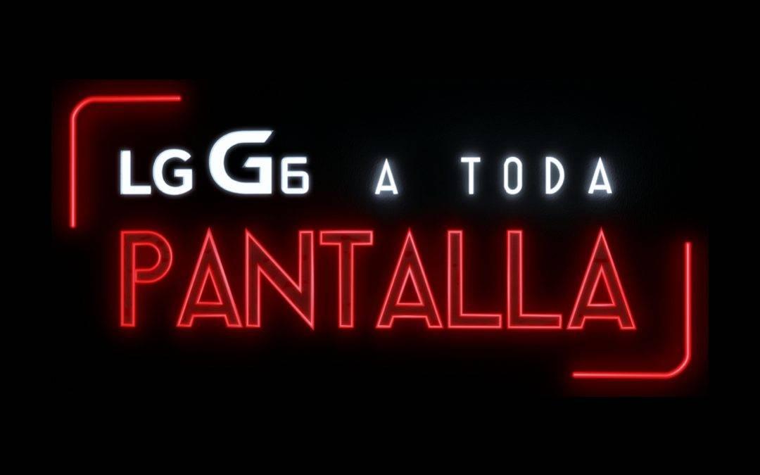 "¡Conoce el  ""Tour LG G6"" #LGG6atodapantalla de @igersspain y @lgespana!"