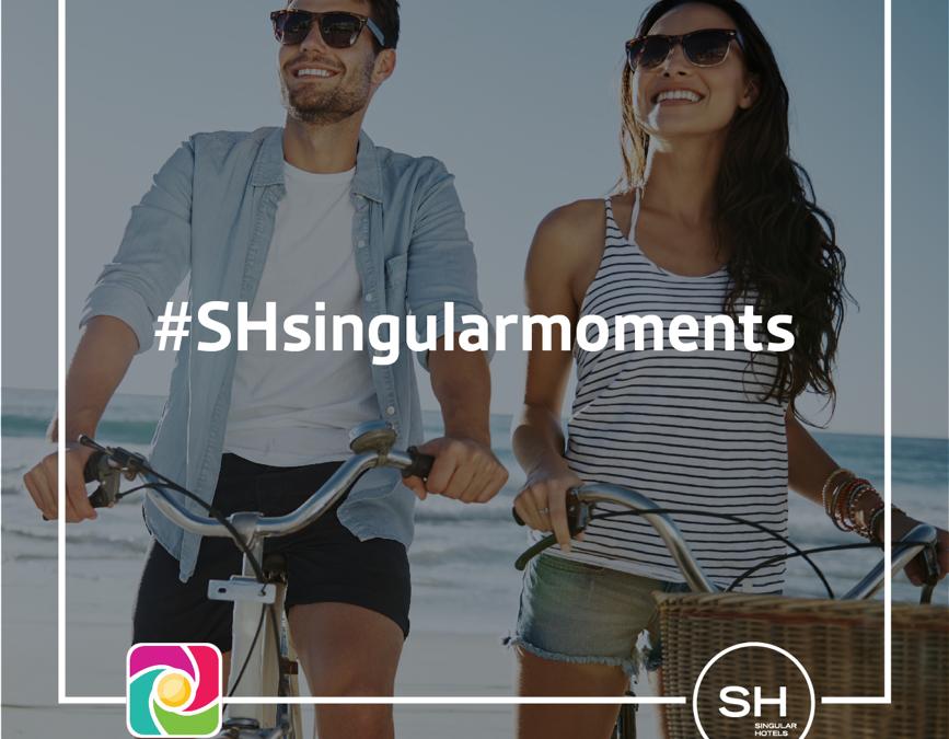 ¡Participa en el concurso #SHSingularMoments y gana un fantástico fin de semana en SH Hoteles!