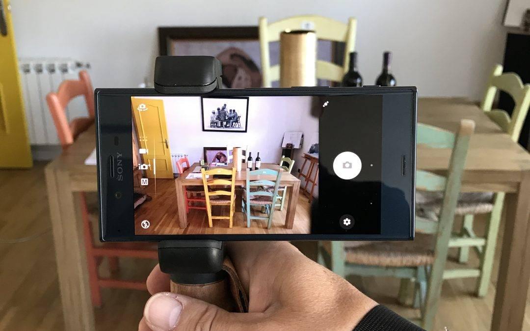 Shoulderpod, unos accesorios para fotógrafos móviles, viajeros, periodistas.. ¡Made in Spain!