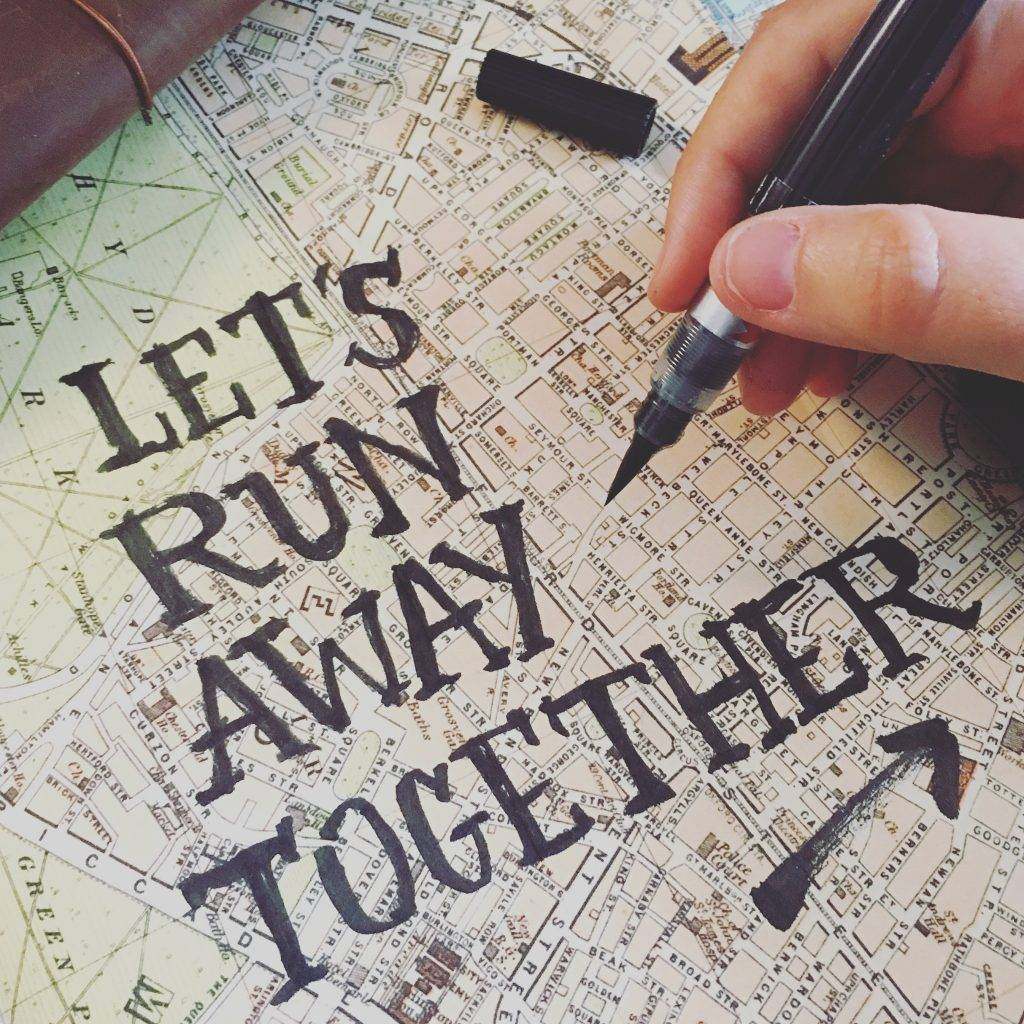 10-LETSRUNAWAYTOGETHER