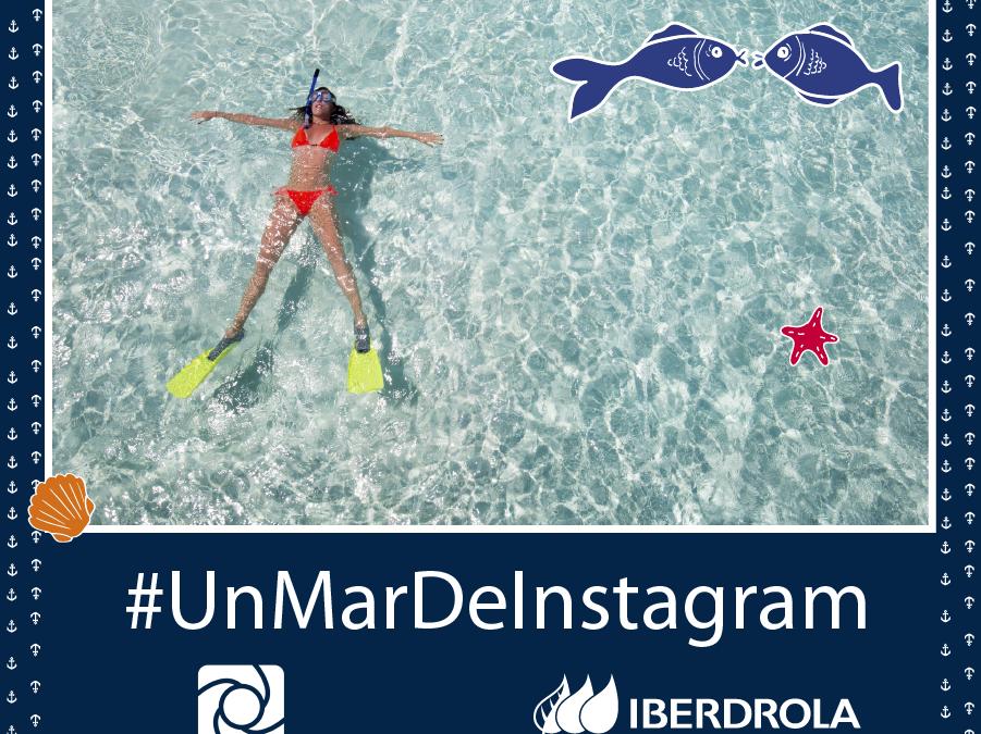 #UnMarDeInstagram, el nuevo concurso de Iberdrola en Instagram para este verano