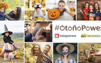 ¡Participa en #OtoñoPower con @iberdrola y gana un iPad Air 2 y dos cámaras 360º!