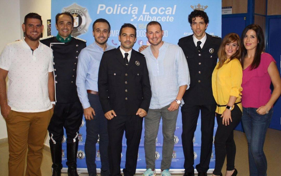 Instagramers Castilla-La Mancha protagonizó  un exitoso #GenInstaTakeOver con la Policía Local de Albacete
