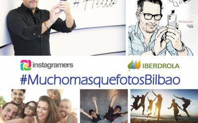 Participa en el Concurso #MuchoMasQueFotosBilbao con @iberdrola y gana un iPad Air 2!