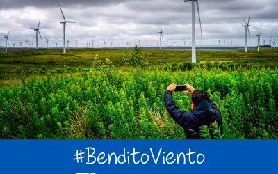 ¡Participa en el concurso #BenditoViento y gana fantásticos premios con @iberdrola en Instagram!
