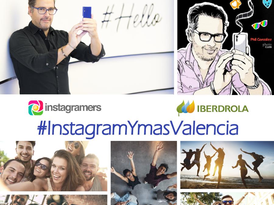 Participa en #InstagramYmasValencia y gana un iPad con @iberdrola y @igersvalencia