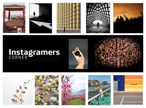 Inauguración del nuevo Instagramers Corner en el Movistar Centre de Barcelona