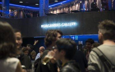 Instagramers Gallery New 2018 Artists and Party in Madrid