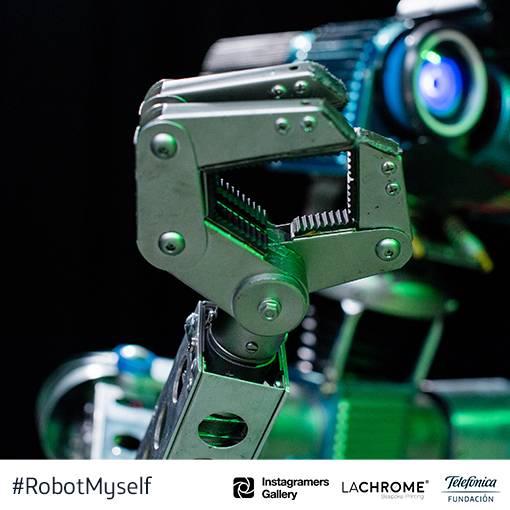 #RobotMyself, el nuevo concurso de la Instagramers Gallery en Instagram
