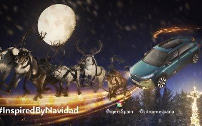 #InspiredByNavidad: ¡el nuevo concurso de @citroenespana en Instagram!