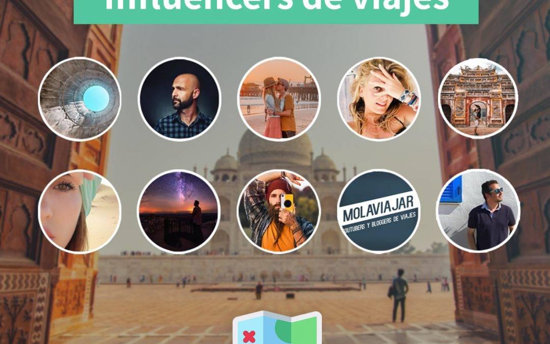 Ranking de Influencers de Viajes en España según Metricool