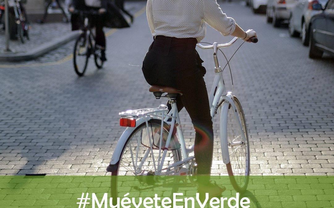 ¡Volvemos con una nueva edición del concurso #MuéveteEnVerde de Iberdrola!