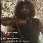 Instagram Directos - con Ara Malikian Covid19