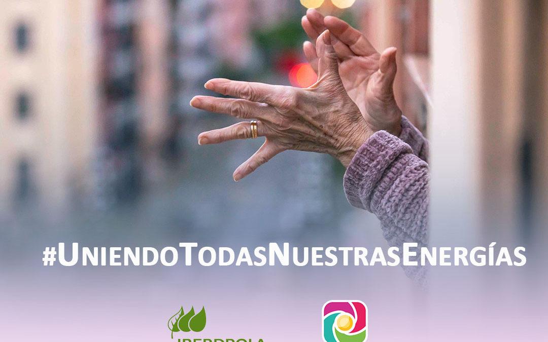 Concurso Uniendo Todas Nuestras Energías Iberdrola en Instagram