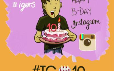Especial 10 años de Instagram