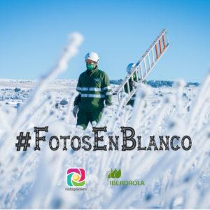 Concurso Iberdrola Fotos en Blanco en Instagram